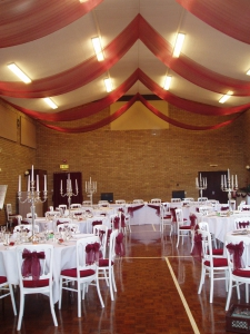 Hall for Wedding